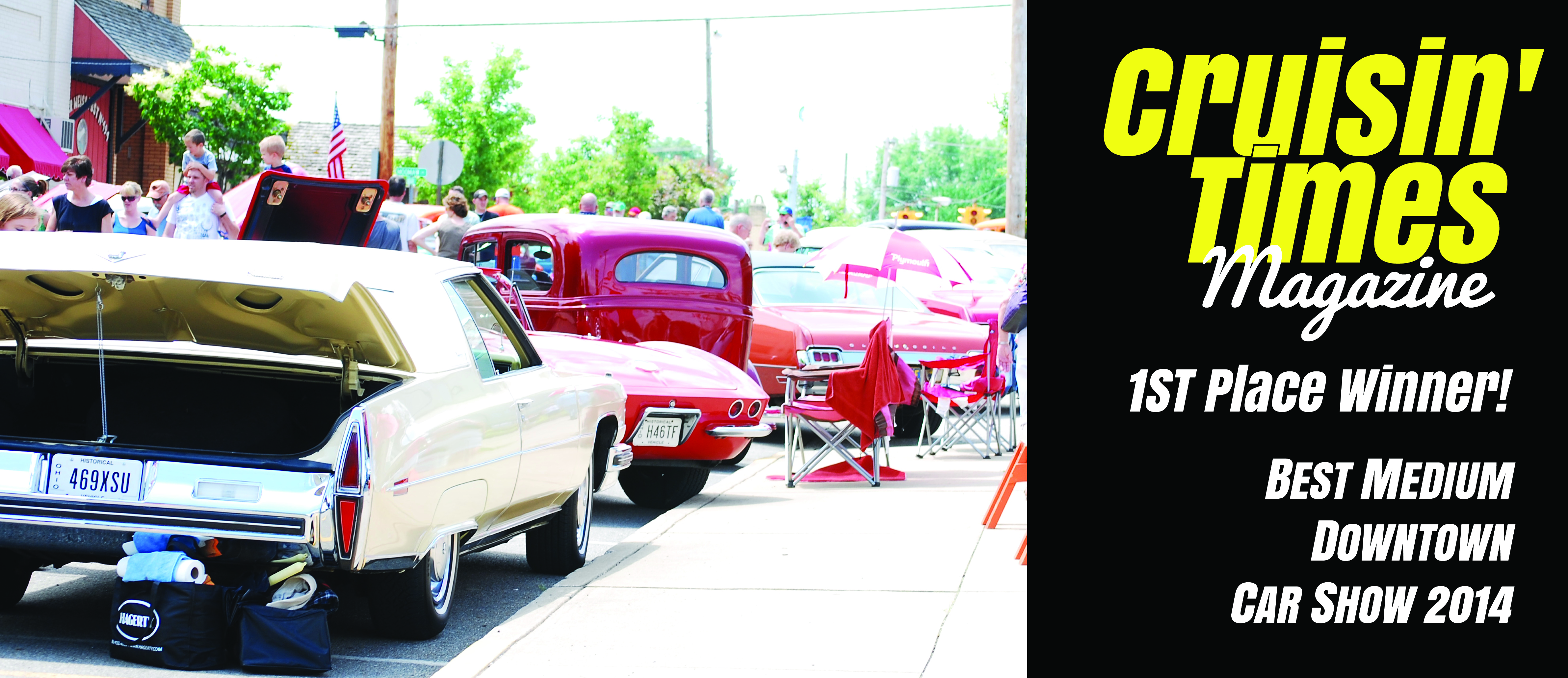 The 24th Annual Fabulous Fifties Fling is brought to you by the Sugarcreek Timing Association